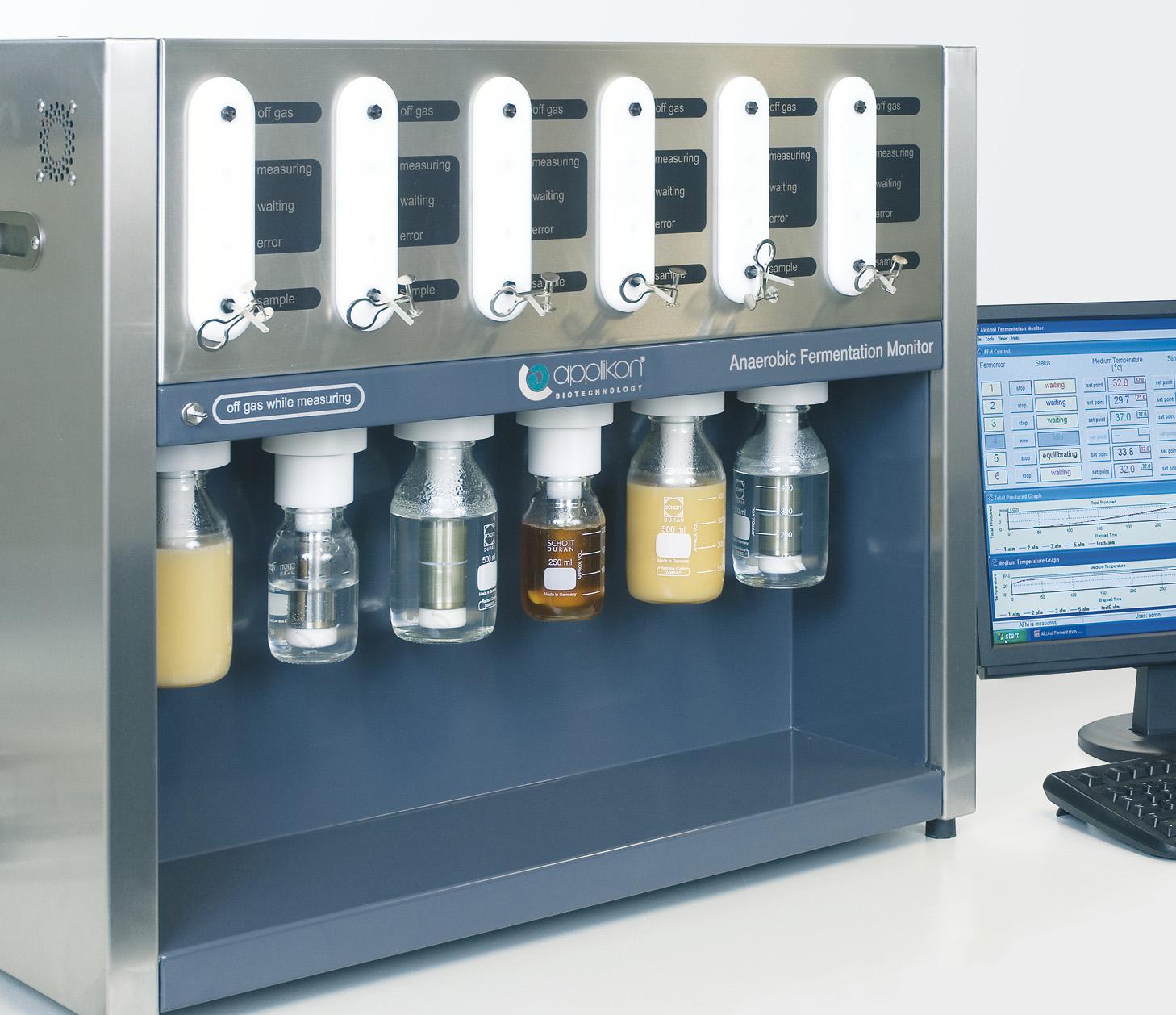 Система мониторинга спиртовой ферментации