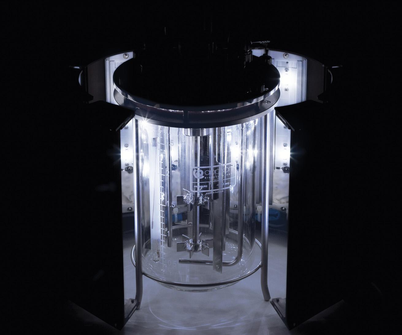 Фотобиореактор для роста растений