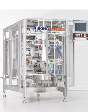 Вертикальная упаковочная машина с механическим приводом