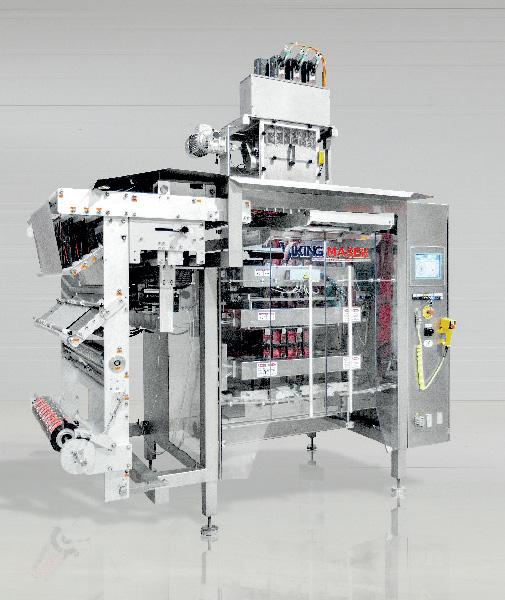 Упаковочная машина для саше-пакетов