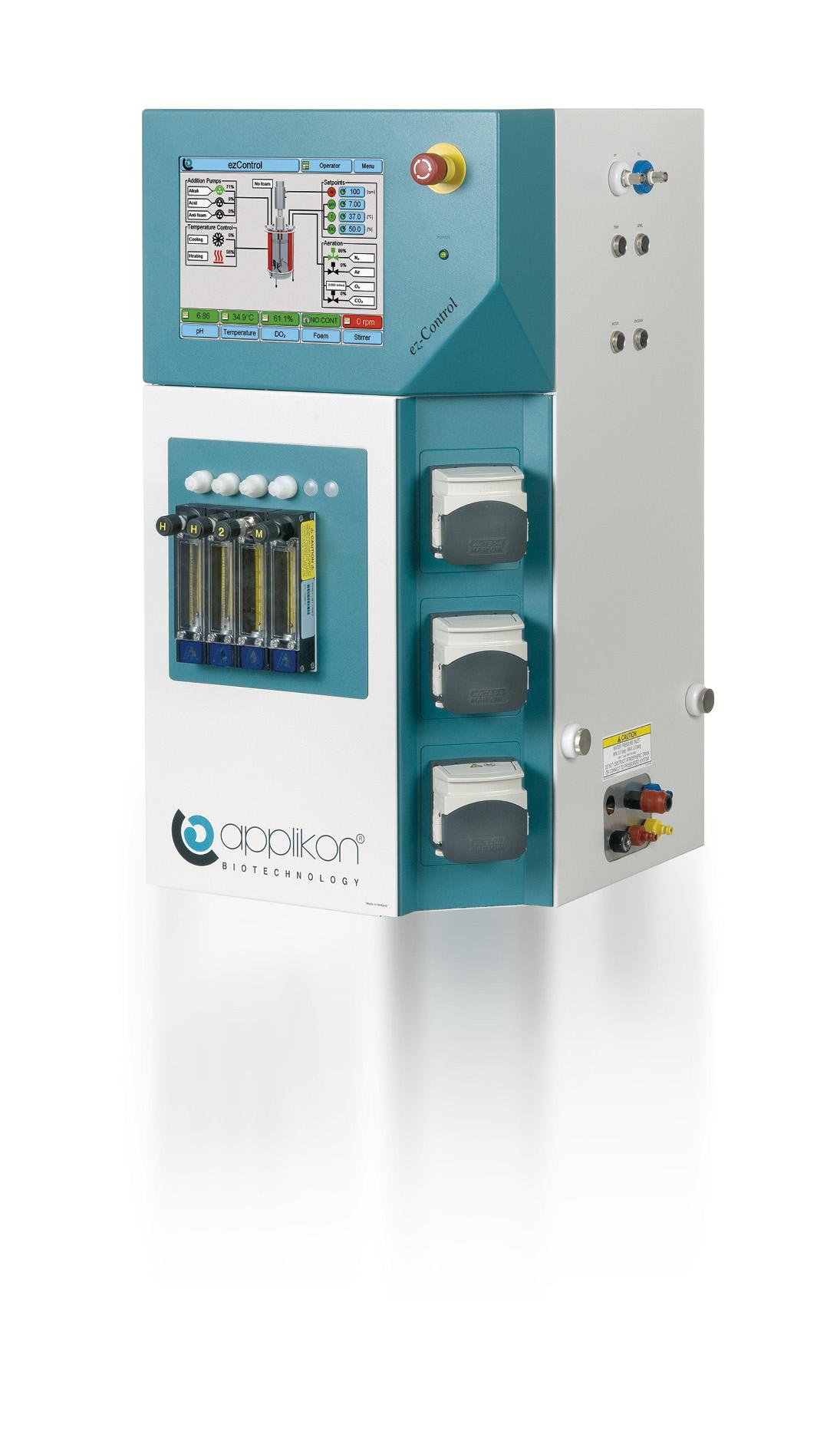 Контроллер для лабораторных биореакторов