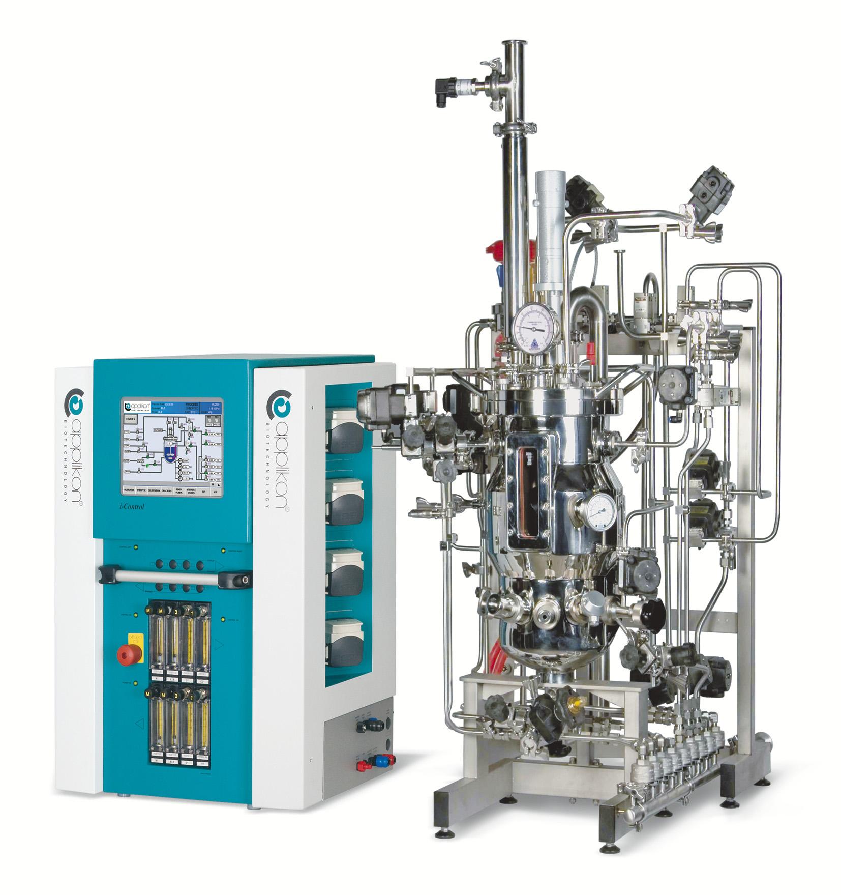 Масштабируемый биореакторный контроллер