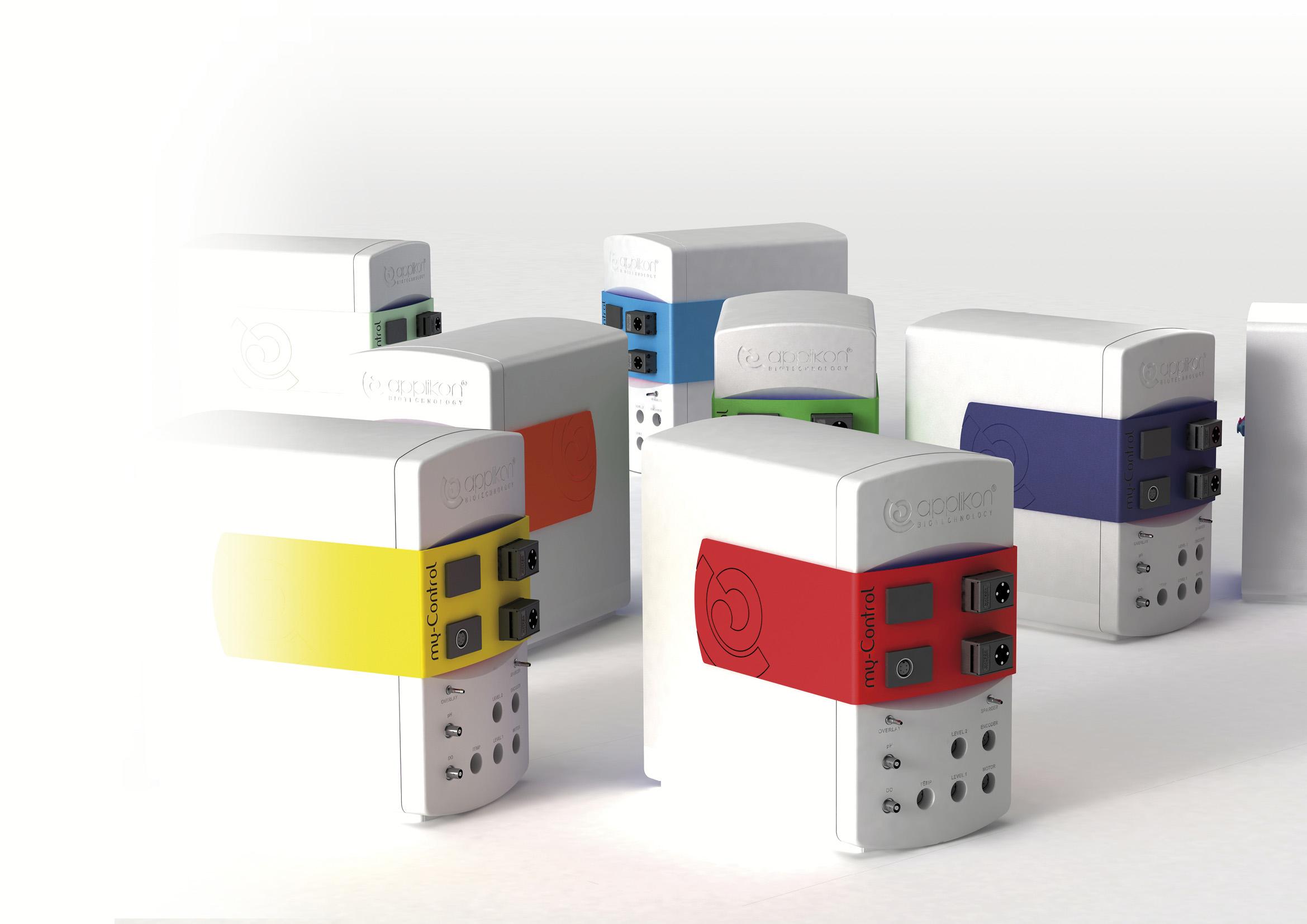 Контроллер для небольших биореакторов