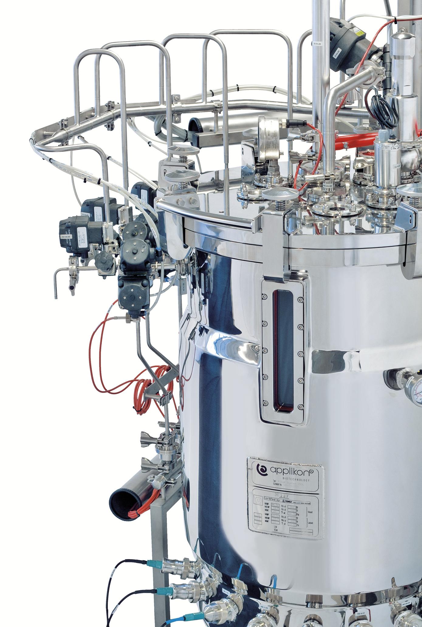 Автоклавируемый биореактор из нержавеющей стали