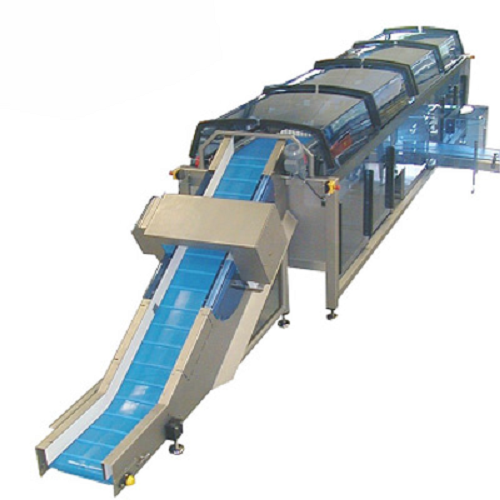 Автоматическая роторная упаковочная машина