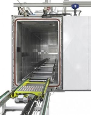 Камера стерилизации этиленоксидом