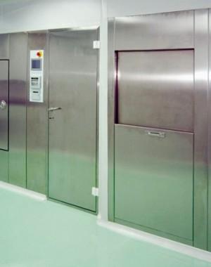 Сухожаровой шкаф для депирогенизации