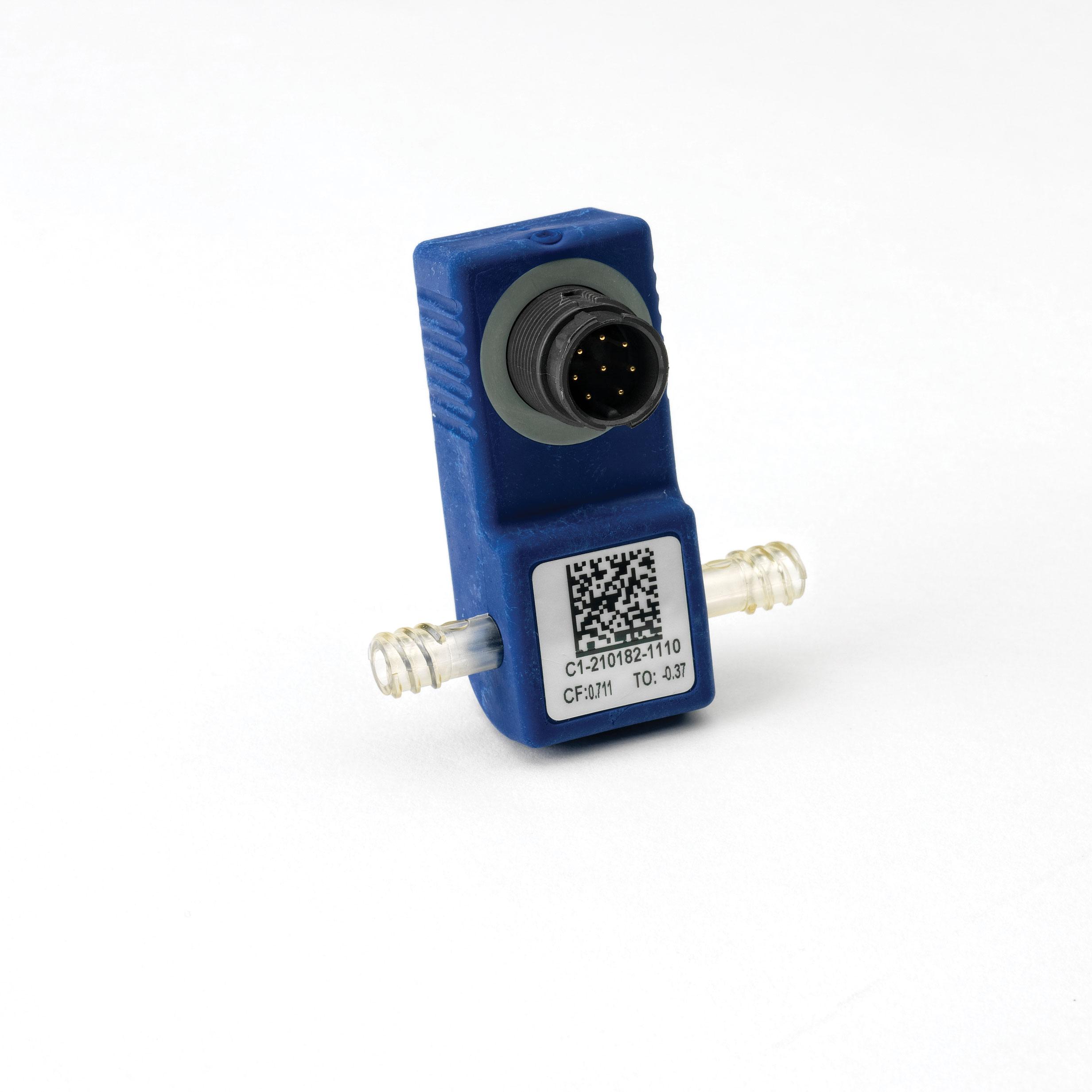 Одноразовый датчик температуры и электропроводимости