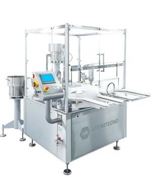 Машина для стерильного розлива инъекционных растворов
