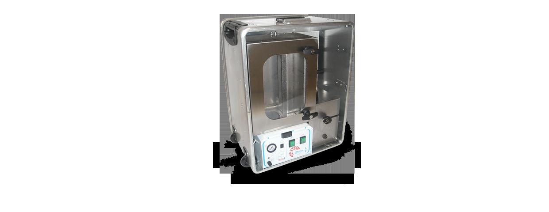 Лабораторная автоматическая система паровой термоусадки