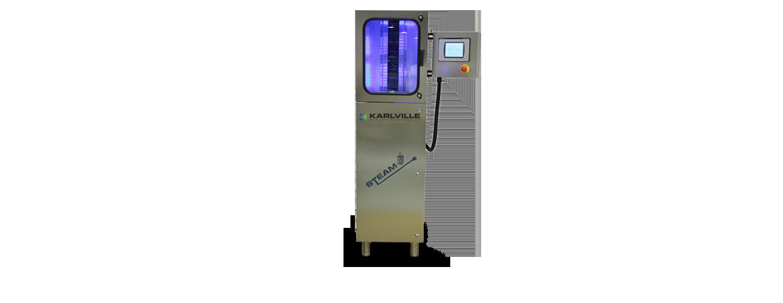 Автоматическая система паровой термоусадки