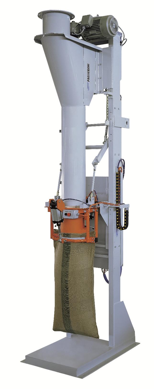 Наполняющая машина для мешков с открытой горловиной