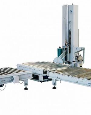 Среднескоростная автоматическая машина для обертывания стретч-пленкой
