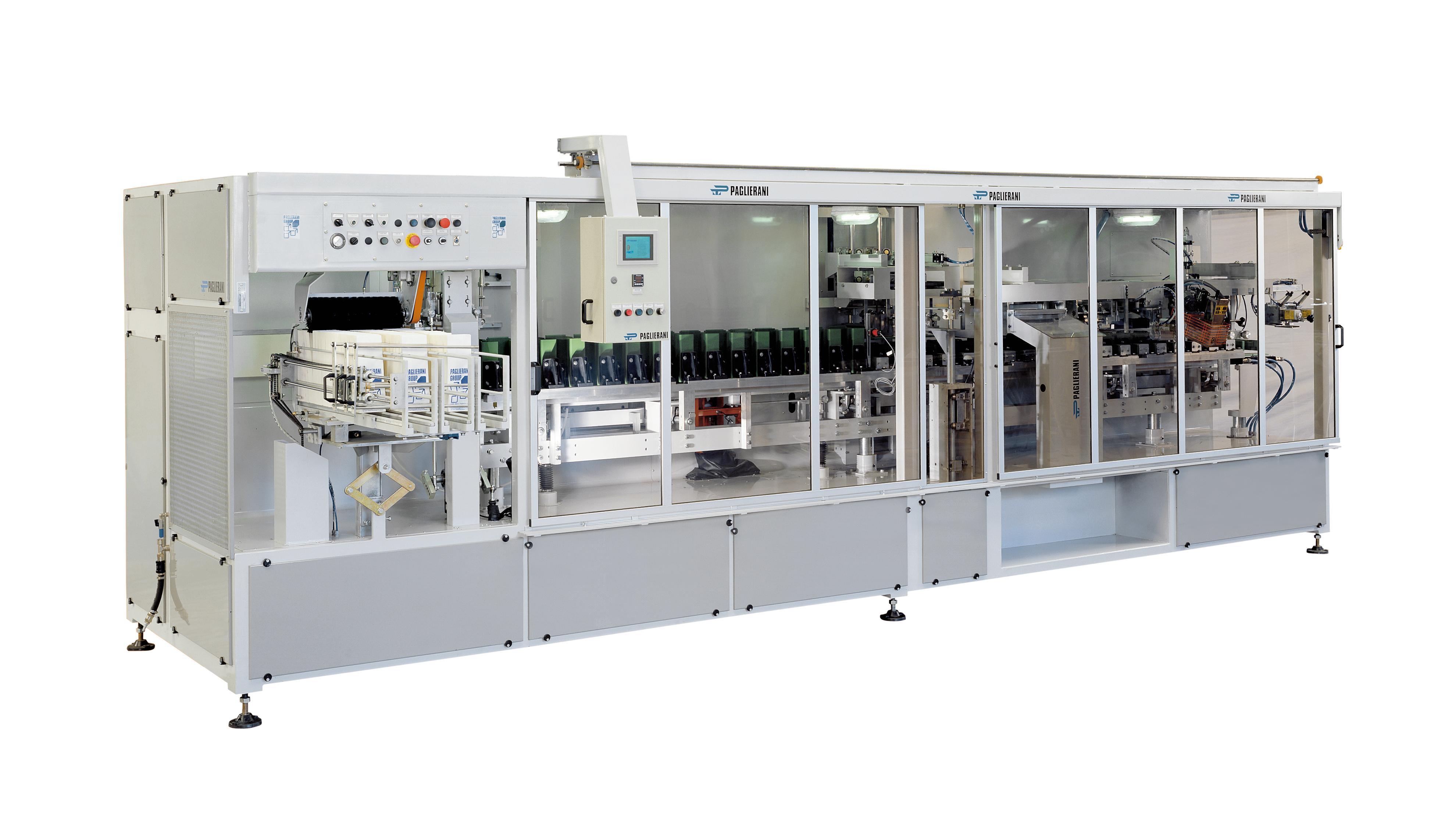 Наполняющая машина для готовых бумажных мешков
