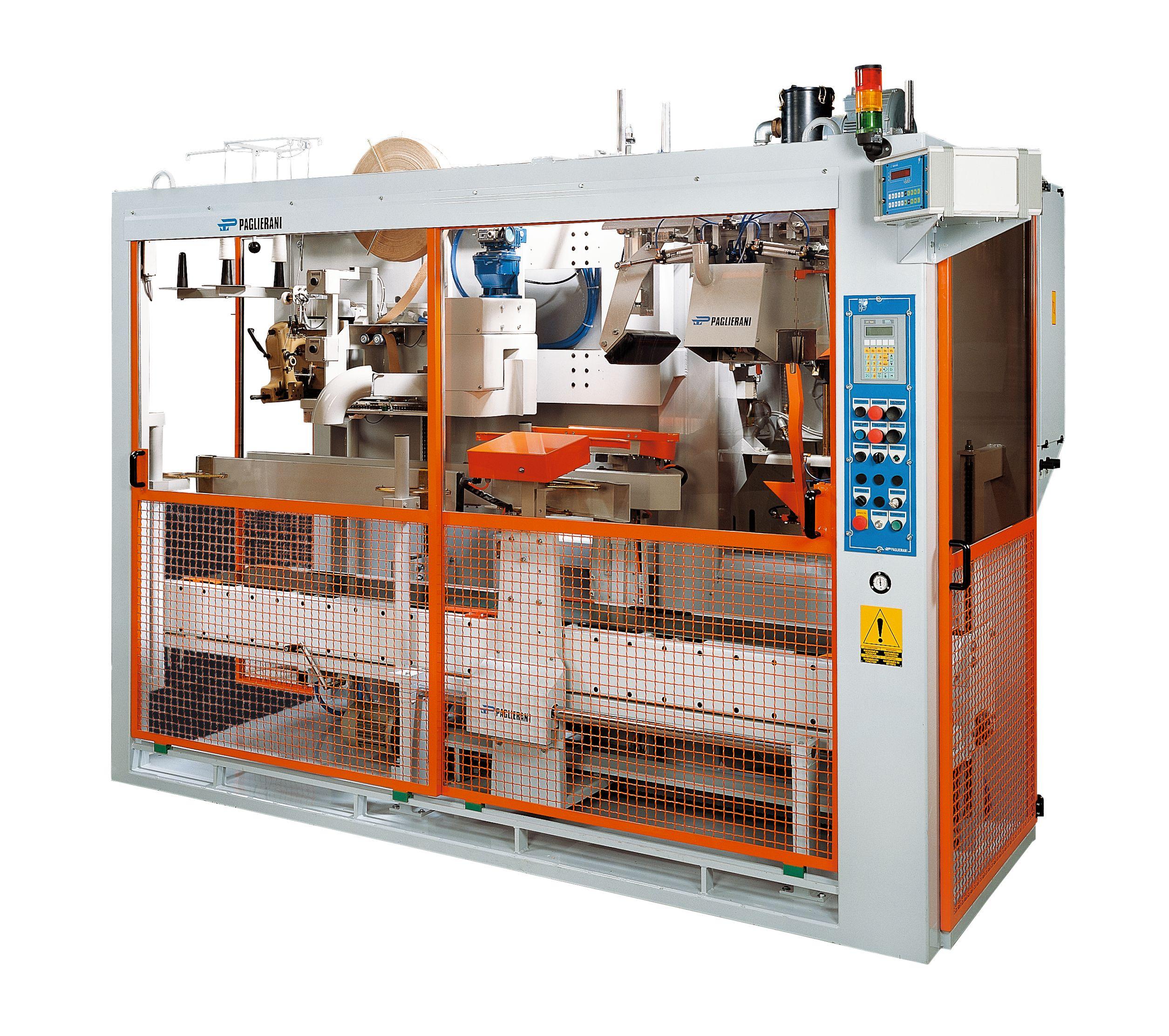 Автоматическая установка для наполнения мешков с открытой горловиной