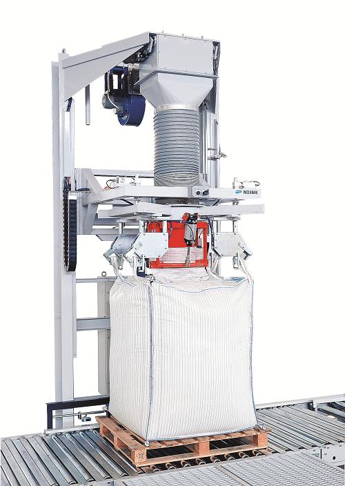 Машины для наполнения мешков биг-бэг