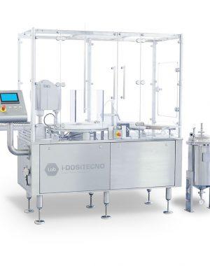Машина для розлива инъекционных растворов и рассыпки порошков