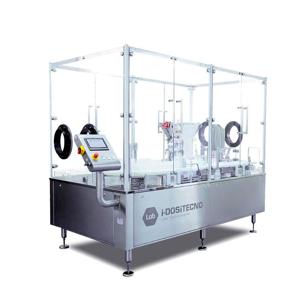 Машина для розлива офтальмологических препаратов
