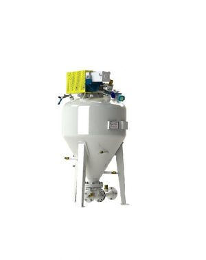 Пневматический транспортер для материалов