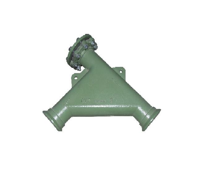 Износостойкие угловые соединения для конвейерного пневмотранспорта