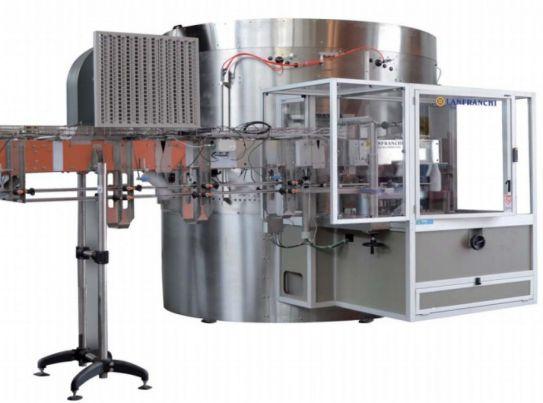 Высокоскоростная сортировочная группировальная машина для больших бутылок