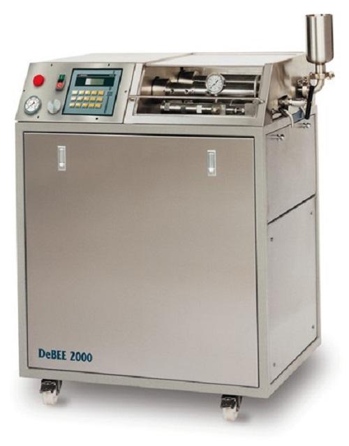 Гомогенизатор высокого давления для опытного производства
