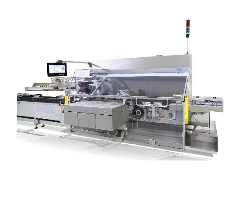 Автоматическая упаковочная машина для фармацевтического и косметического производства