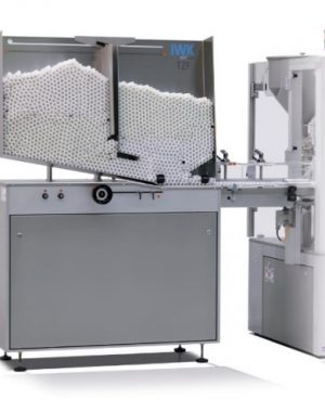 Система подачи туб для высокоскоростной тубонаполняющей машины