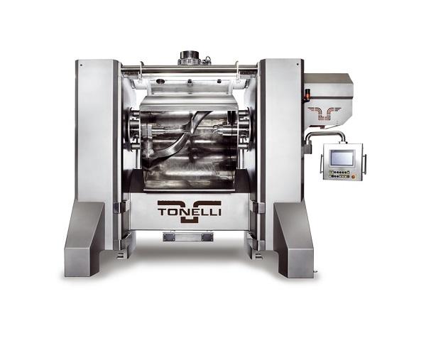 Горизонтальная тестомесильная машина