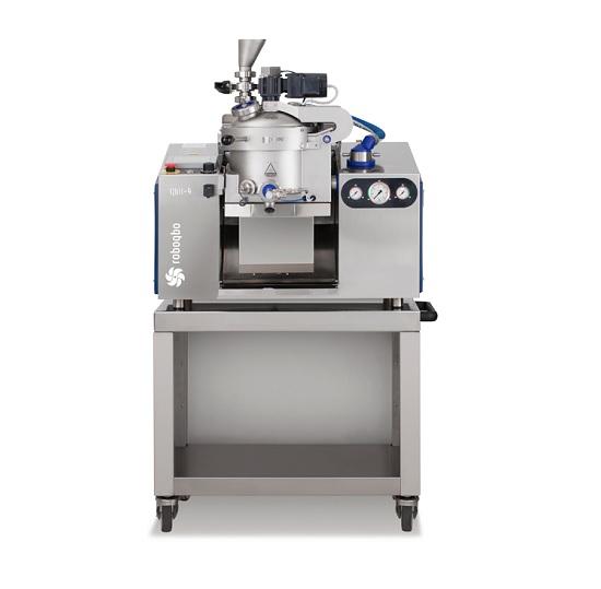 Лёгкая в эксплуатации машина для производства соусов и паст