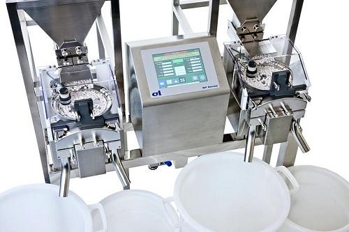 Машина для сортировки таблеток и капсул по массе для минимизации отходов
