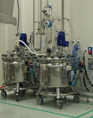Вакуумный реактор для суспензий и растворов