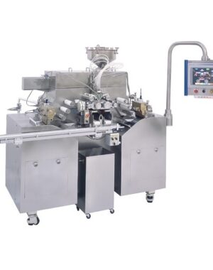 Автоматическая машина для производства мягких желатиновых капсул
