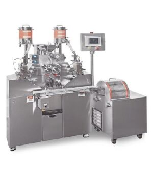 Лабораторная машина для производства мягких желатиновых капсул
