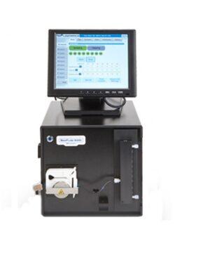 Онлайн система отбора проб для крупномасштабных биопроцессов