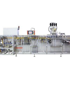Высокоскоростная упаковочная машина для дозирования порошков