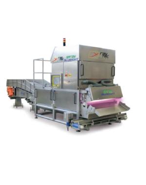 Оптическая сортировочная машина для овощей
