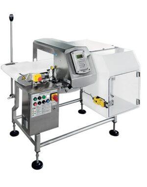 Металлодетектор с конвейерной лентой