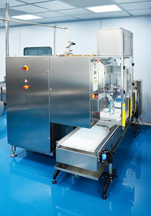 Машина для розлива в IV-пакеты BRAM-COR BFIL