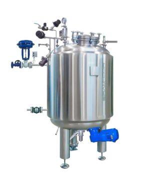 Фармацевтическая формуляция и реактора для смешивания BRAM-COR