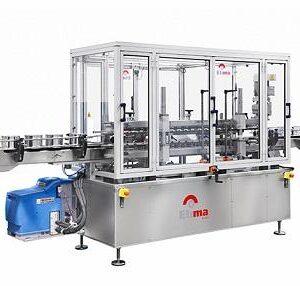 Линейная машина для нанесения этикеток оберточного типа ML-L/B ETIMA
