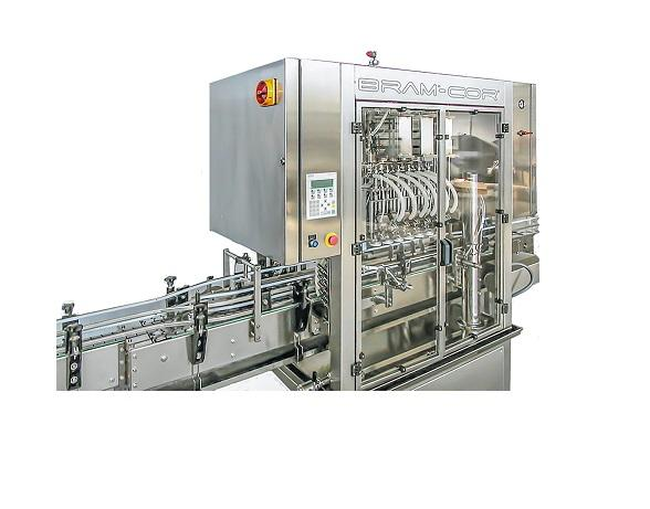 Фармацевтическая машина для розлива в бутылки BRAM-COR FFIL
