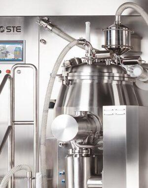 Cмеситель-гранулятор для формуляции твердых лекарственных препаратов