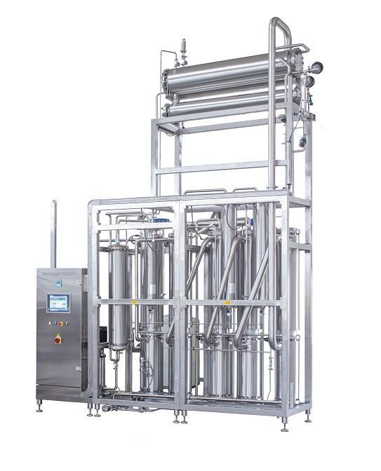 Система дистилляции воды